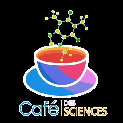 exemple d'identité graphique : le café des sciences
