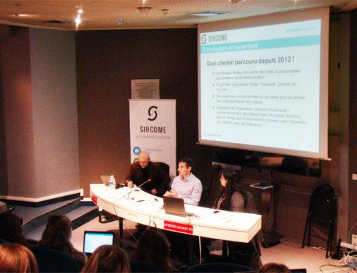 Réseaux sociaux et sciences : en France, des organismes connectés